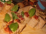Rolls de galettes au chorizo_photo wall