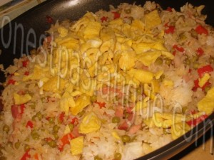 riz saute_etape 10