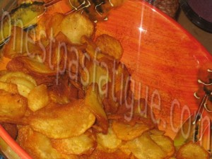 chips moutarde