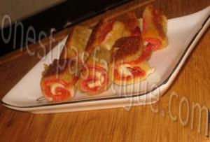 rolls express chorizo