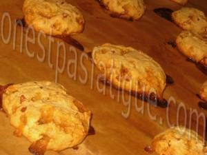 cookies caramel beurre sale_etape 11