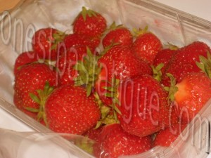 tiramisu fraises_etape 2