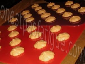macarons peche safran basilic_etape 11