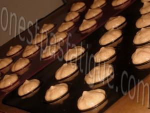 macarons peche safran basilic_etape 12