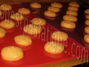 macarons peche safran basilic_etape 13
