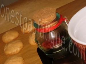 macarons peche safran basilic_etape 15