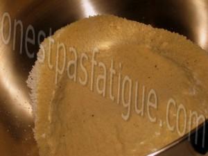 macarons peche safran basilic_etape 2