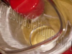 creme glacee vanille coulis melon_etape 19