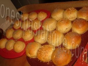 petits pains burgers_etape 12
