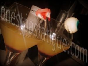 cocktail suceur de sang