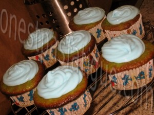 cupcakes schtroumpf_etape 11