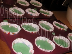 cupcakes schtroumpf_etape 9