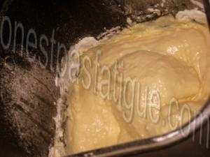 Kougelhopf aux raisins noirs et foie gras_etape 3
