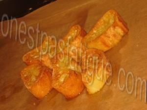 bruschetta deux pommes et morbier_etape 5