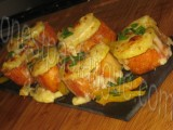 bruschetta deux pommes et morbier_photo wall