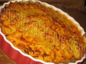 gateau invisible patate douce