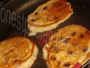 pancakes canneberges ricotta_etape 11