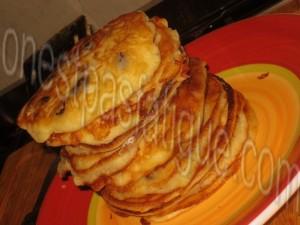 pancakes canneberges ricotta_etape 12