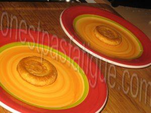 Pommes Calvados infusion ananas menthe comme une tarte sablee_etape 6