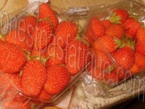sponge cake fraises_etape 2