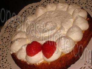 sponge cake fraises_etape 6