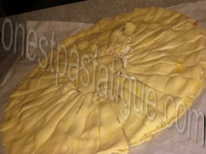 tarte soleil 3 fromages miel thym_etape 6