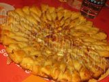 tarte soleil 3 fromages miel thym_photo wall