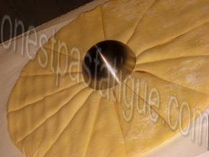 tarte soleil caramel passion_etape 5