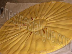 tarte soleil caramel passion_etape 6