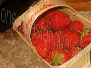 Dome panna cotta the matcha fraises_etape 3